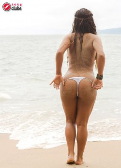 Thick Beach Booty