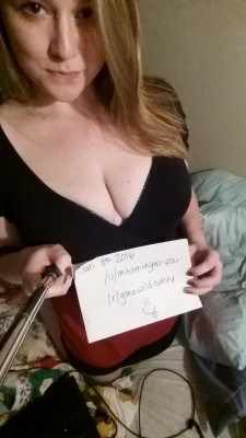 Verification post! More to come ;)