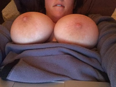 What am I supposed to do with these big round titties?