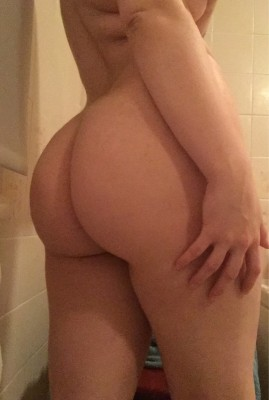 (f) getting ready to relax in the bath