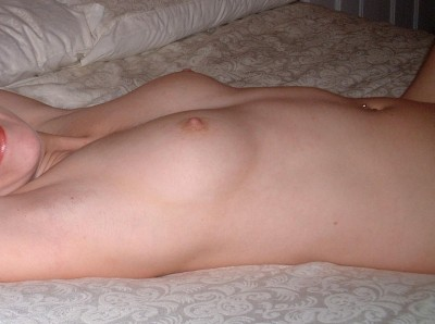 (f)or the boys to cum and get...laying and waiting