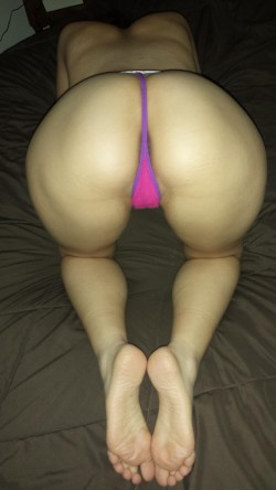 these panties make my butt look big (F)