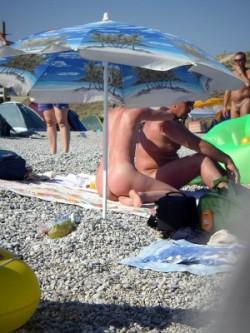 Hot amateur bare beach photos