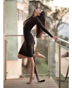 Balcony Stretching