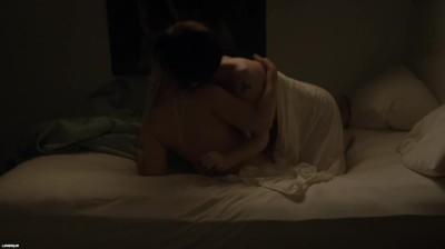 "Alexandra Breckenridge & Whitney Able in ""Dark (2015)"""