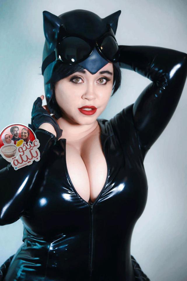 Enhanced Catwoman