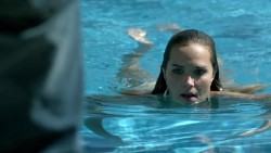 Arielle Kebbel - The After Pilot - Swimming Naked