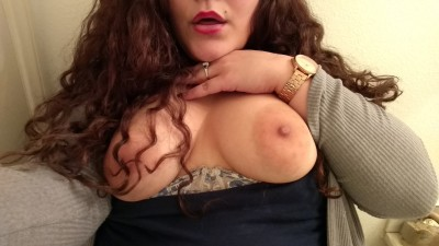Folks used to make fun of my boobs. Take that