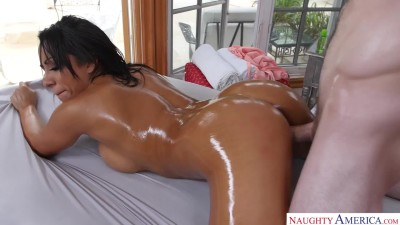 Thick & Curvy Body Priya Price: Oiled Up and Fucking Hard