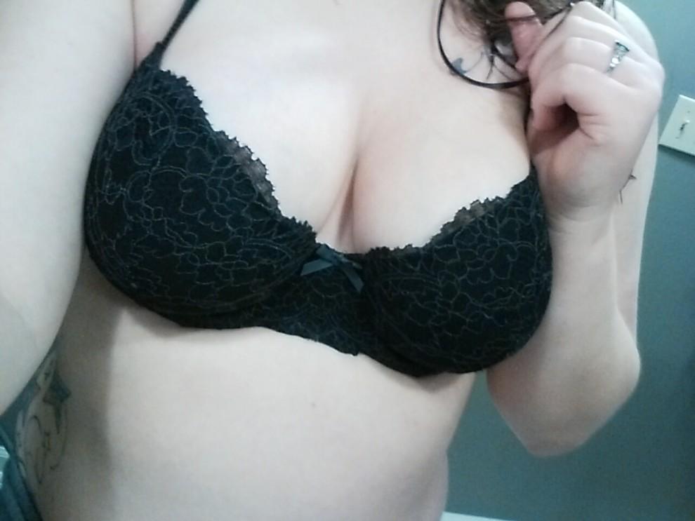 How do you like my new bra? [F]