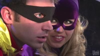 Lexi Belle | Batgirl and Robin Get It On | Batman XXX