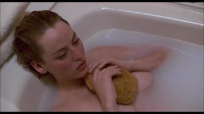 Virginia Madsen bathes in Candyman