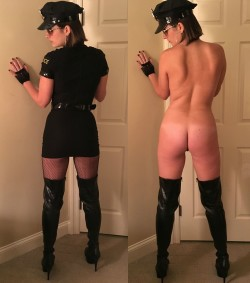 Just posted this on/off hot cop pic to my new Tumblr page!