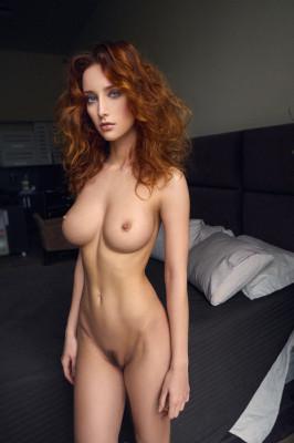 Luscious Redhead