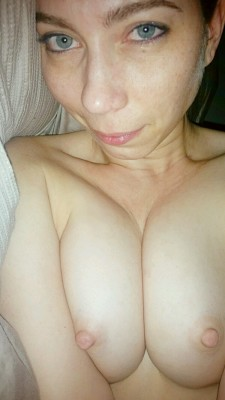 Lying in bed... (F)39