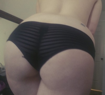 My wi(f)e's beautiful ass!