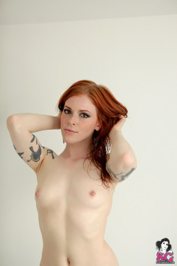 Pale and inked