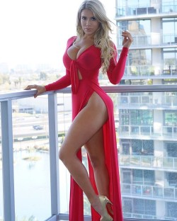 Red and Revealing