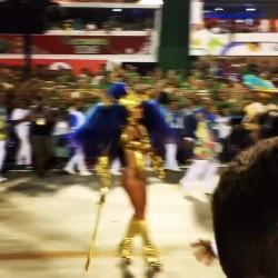Japanese-Brazilian Sabrina Sato in Carnival