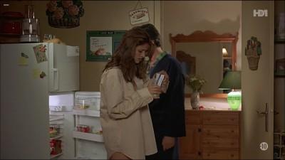 "Nadia Farès plot in ""Love in the Strangest Way"" (1994)."