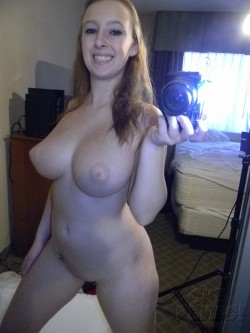 Stacked natural selfie