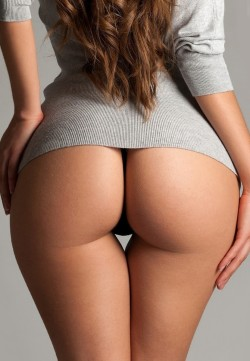 Sweater to accentuate those curves.