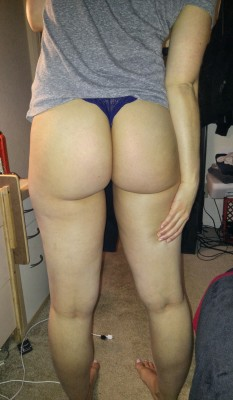 The kind of butt you shove your whole (f)ace into