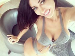 Top down Selfie