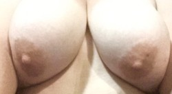 View from on top. Titty Tuesday!