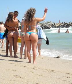 beach spotting