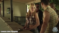 """[X-Post /r/Riley_Steele_XXX] Riley Steele in the trailer for """"Code of Honor"""""""