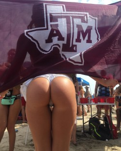 Aggies doing spring break right