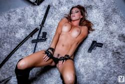 Armed (x-post r/AmberSym)