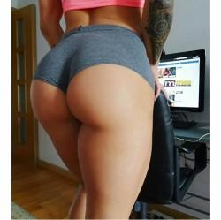Big ass.