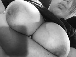 Black and white boobies !