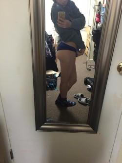 Booty progress ;)