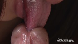 Tongue to tip