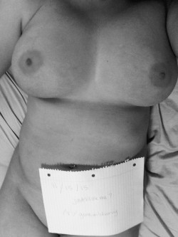 Feeling lonely tonight [verification post]