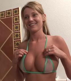 Bikini bounce