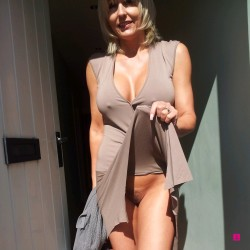 Flimsy dress