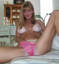 Hand In Her Panties