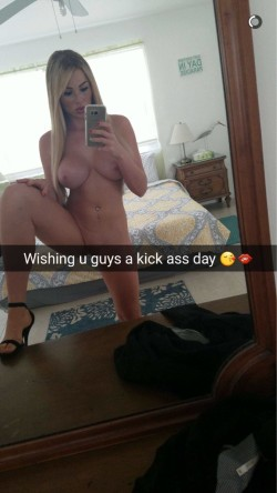 Have a kick ass day