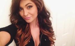 Hot selfie