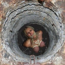 In A Well