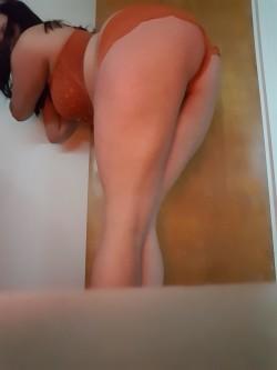 I've gotten a bit shy not (f)eeling as sexy lately