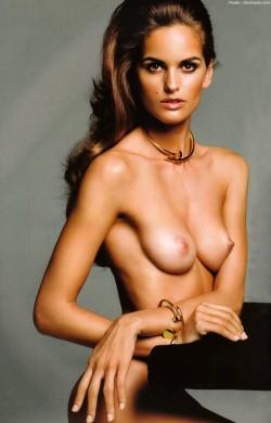 Izabel Goulart nude