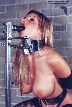 Locked and clamped