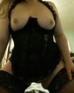 More samples from dress up time ;)