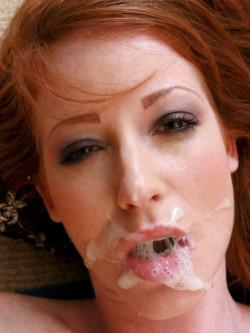 Naughty ginger