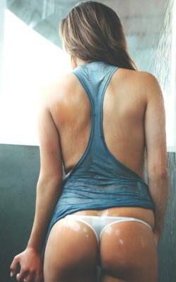 Oily {ass...}